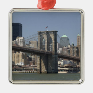 USA, New York, New York City, Manhattan: 21 Christmas Ornament