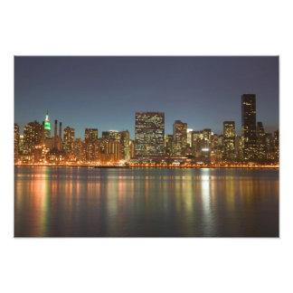 USA, New York, New York City, Manhattan: 24 Photo Print