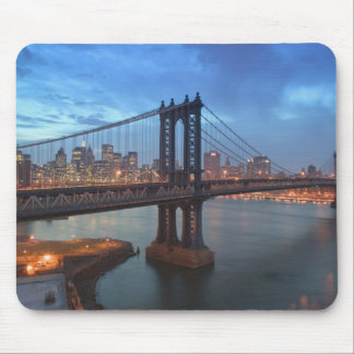 USA, New York, New York City, Manhattan: 26 Mouse Mat