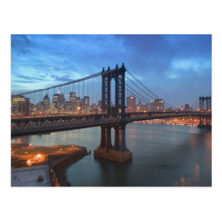 USA, New York, New York City, Manhattan: 26 Postcard