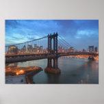 USA, New York, New York City, Manhattan: 26 Poster