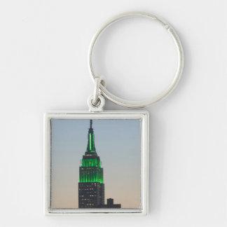 USA, New York, New York City, Manhattan: 2 Key Ring