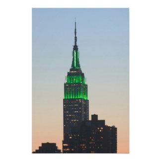 USA New York New York City Manhattan 2 Photo Print