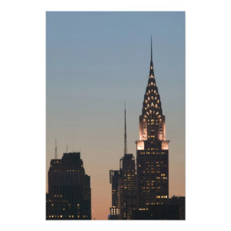 USA, New York, New York City, Manhattan: 3 Photo Print