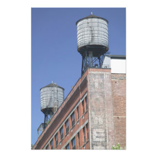 USA, New York, New York City, Manhattan: 5 Photo Print