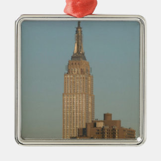 USA, New York, New York City, Manhattan: 7 Christmas Ornament