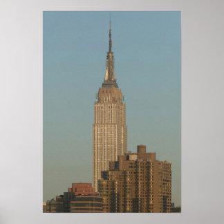 USA, New York, New York City, Manhattan: 7 Poster