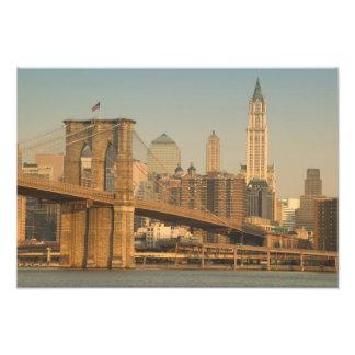 USA, New York, New York City, Manhattan: 9 Photo Print