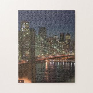 USA, New York, New York City, Manhattan Puzzle