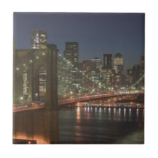 USA, New York, New York City, Manhattan Tile