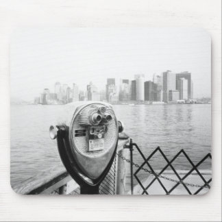 USA, NEW YORK: New York City Scenic Viewer Mouse Mat
