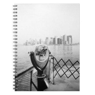 USA, NEW YORK: New York City Scenic Viewer Notebooks