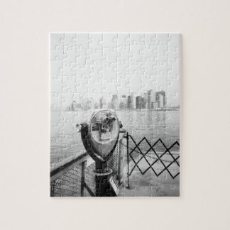 USA, NEW YORK: New York City Scenic Viewer Puzzles