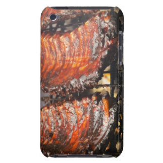 USA, New York, New York City, Spareribs on Barely There iPod Cases