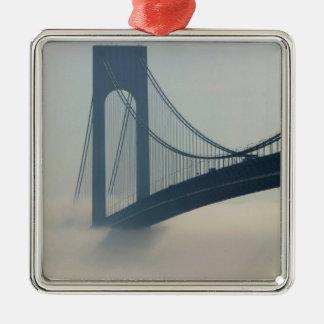 USA, New York, New York City, Staten Island: Christmas Ornament