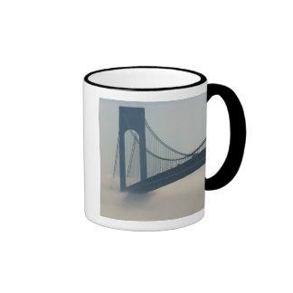 USA, New York, New York City, Staten Island: Ringer Mug