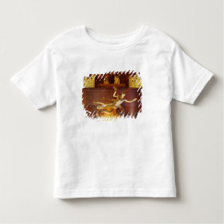 USA, New York, New York City, Statue of Toddler T-Shirt