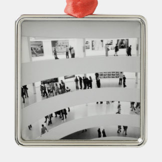 USA, New York, New York City: The Guggenheim 2 Christmas Ornament