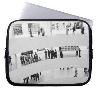 USA, New York, New York City: The Guggenheim 2 Laptop Sleeve