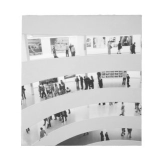 USA, New York, New York City: The Guggenheim 2 Notepad
