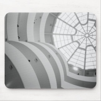 USA, New York, New York City: The Guggenheim 3 Mouse Mat