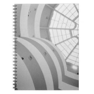USA, New York, New York City: The Guggenheim 3 Note Books