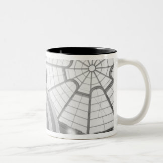 USA, New York, New York City: The Guggenheim 3 Two-Tone Coffee Mug