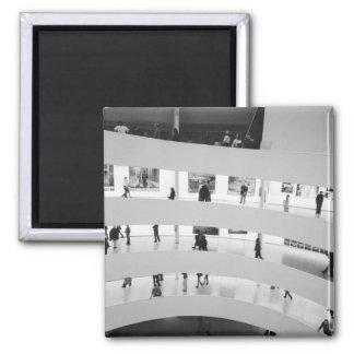 USA New York New York City The Guggenheim 5 Refrigerator Magnets