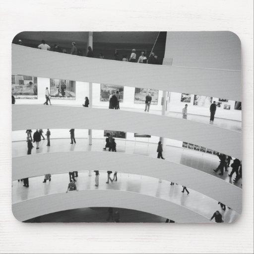 USA, New York, New York City: The Guggenheim 5 Mouse Pads