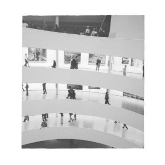 USA, New York, New York City: The Guggenheim 5 Notepad