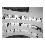 USA, New York, New York City: The Guggenheim 5 Postcard