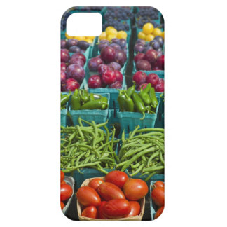 USA, New York State, New York, Vegetables and iPhone 5 Cover