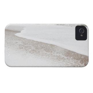 USA, New York State, Rockaway Beach, beach in Case-Mate iPhone 4 Case