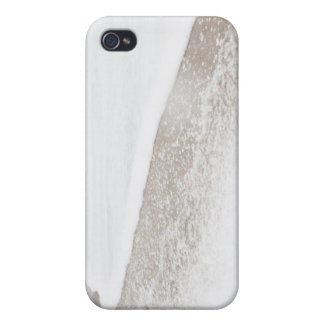 USA, New York State, Rockaway Beach, beach in iPhone 4/4S Cases