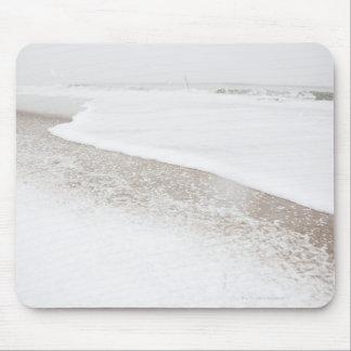 USA, New York State, Rockaway Beach, beach in Mouse Pad