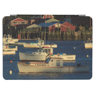USA, North America, Maine, Bernard, Fishing iPad Air Cover