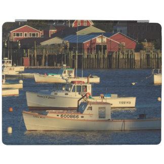 USA, North America, Maine, Bernard, Fishing iPad Smart Cover