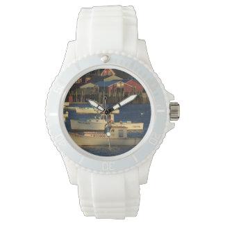 USA, North America, Maine, Bernard, Fishing Watches