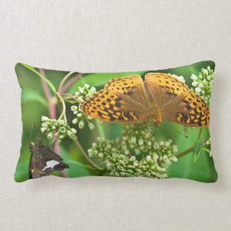 USA, North Carolina, Great Smoky Mountains Lumbar Pillow
