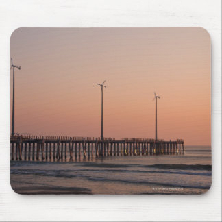 USA, North Carolina, Outer Banks, Kill Devil Mouse Mat