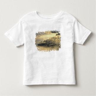 USA, North Dakota, Missouri River Valley. Tee Shirt