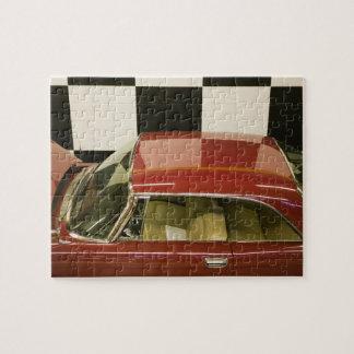 USA, Ohio, Cleveland: Western Reserve Historical 3 Jigsaw Puzzle