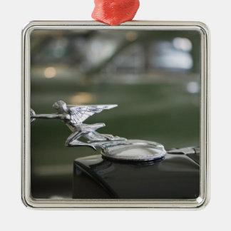USA, Ohio, Dayton: America's Packard Museum Christmas Ornament