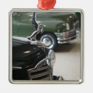 USA, Ohio, Dayton: America's Packard Museum Christmas Ornament