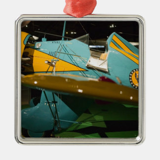 USA, Ohio, Dayton: US Air Force Museum and 2 Christmas Ornament