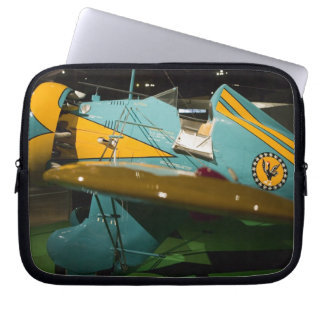 USA, Ohio, Dayton: US Air Force Museum and 2 Laptop Sleeve