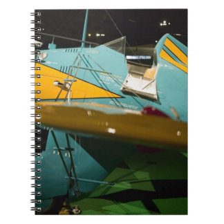 USA, Ohio, Dayton: US Air Force Museum and 2 Notebook