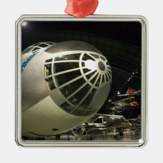 USA, Ohio, Dayton: US Air Force Museum and Christmas Ornament