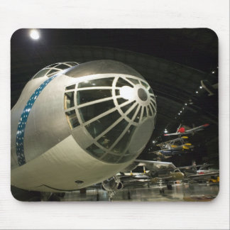 USA, Ohio, Dayton: US Air Force Museum and Mouse Mat