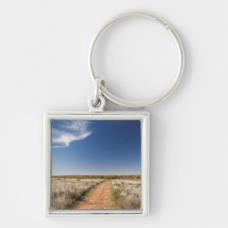 USA, Oklahoma, Black Kettle National Grasslands Key Ring